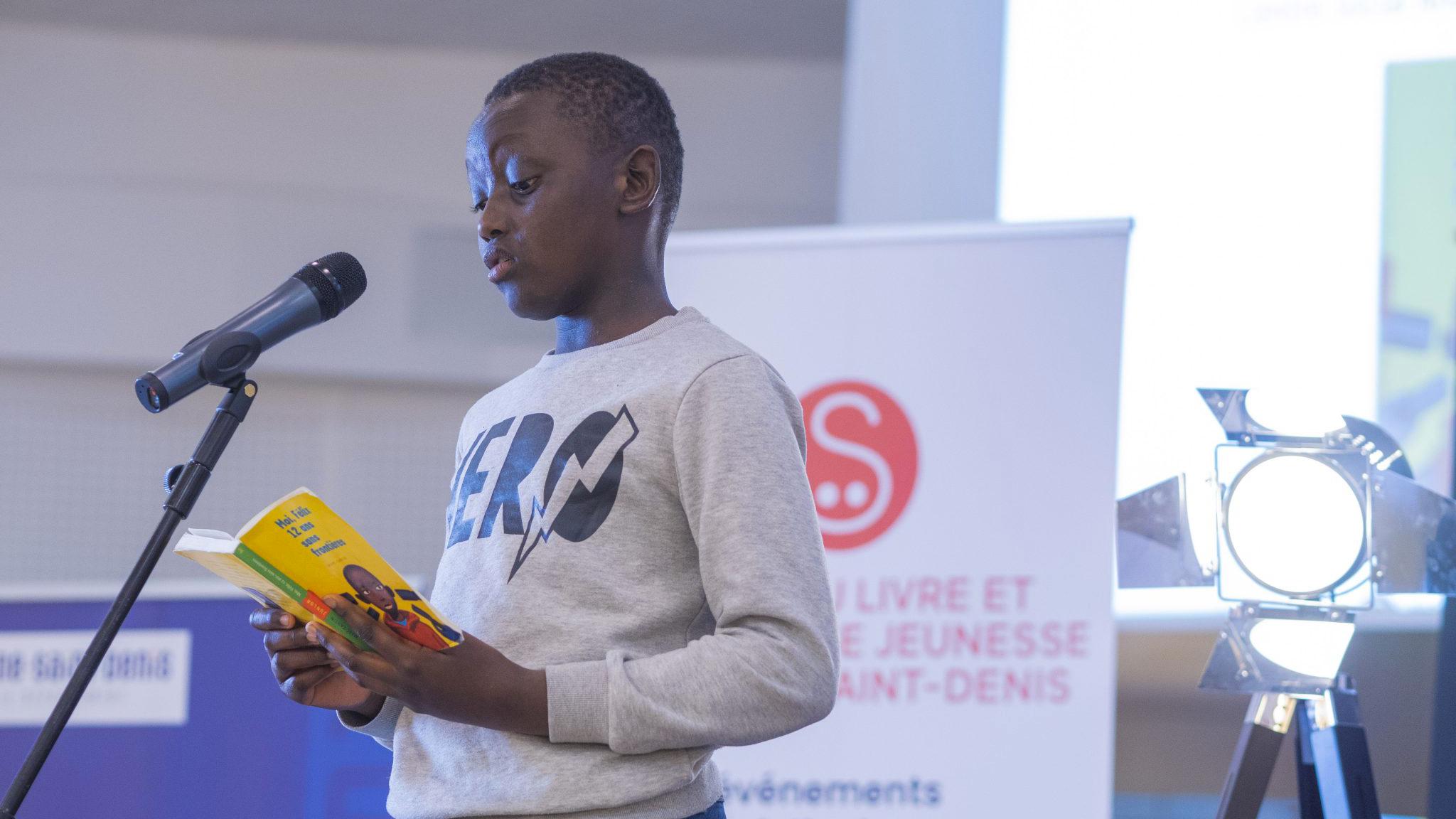 Les Petits champions de la lecture en Seine-Saint-Denis 2019-2020