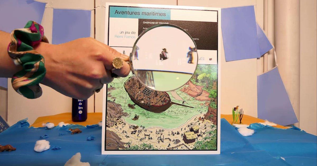 Kit d'animations littéraires d'été dans les bibliothèques franciliennes