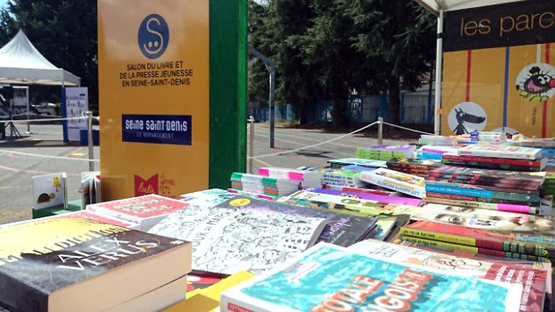 Des jeux et des livres offerts