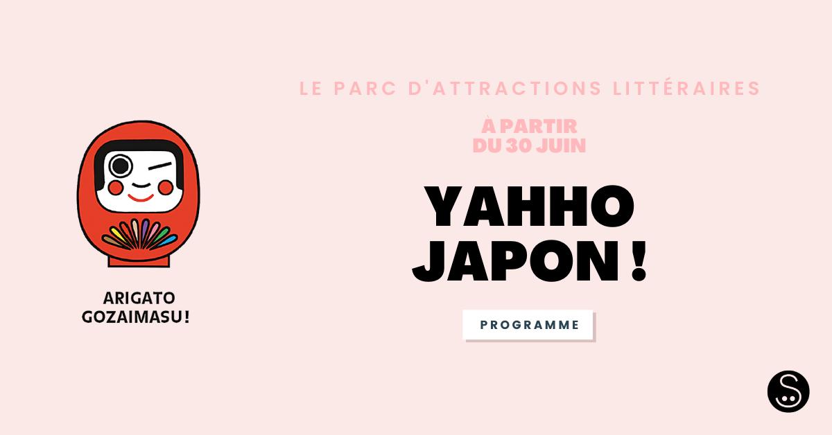 Yahho Japon ! : Éva Offredo