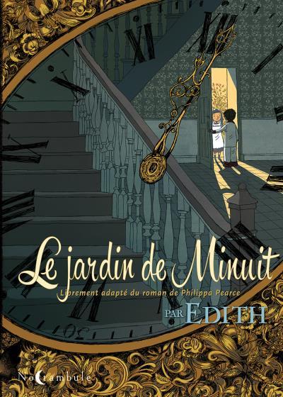 La Pépite de la bande dessinée / manga « Le Jardin de Minuit, d'Édith » d'après Philippa Pearce, (Soleil)