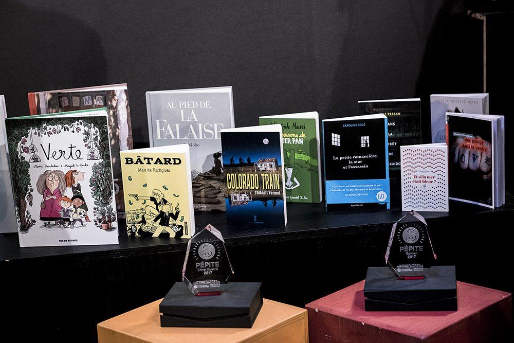 Les Pépites : les prix littéraires jeunesse