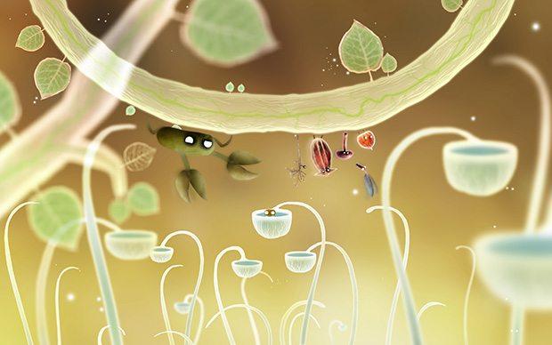 Pépite de la Création numérique « Botanicula » de Jaromír Plachỳ et Peter Stehlik, ( Amanita Design Studio)