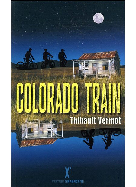 Colorado Train de Thibault Vermot, Sarbacane