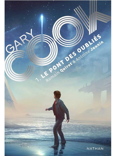 Gary Cook de Romain Quirot et Antoine Jaunin, Nathan