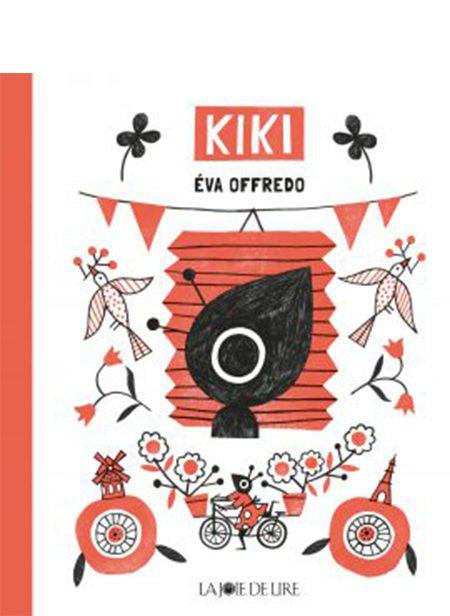 Kiki d'Eva Offredo, La Joie de Lire