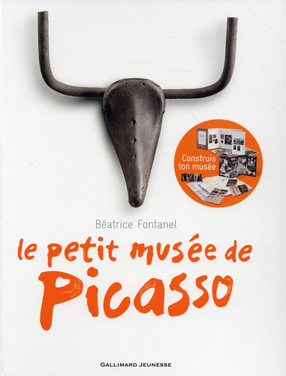 La Pépite du livre d'art/documentaire - Ex-aequo : « Le Petit Musée de Picasso » de Béatrice Fontanel, (Gallimard Jeunesse)