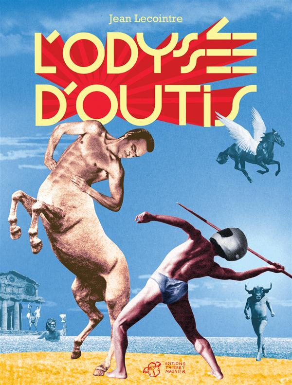 La Pépite de l'album « L'Odyssée d'Outis » de Jean Lecointre, (Thierry Magnier)