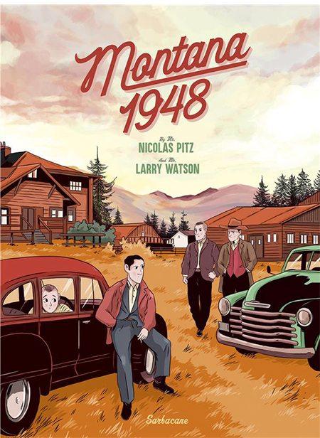 Montana 1948 de Nicolas Pitz et Larry Watson, Sarbacane