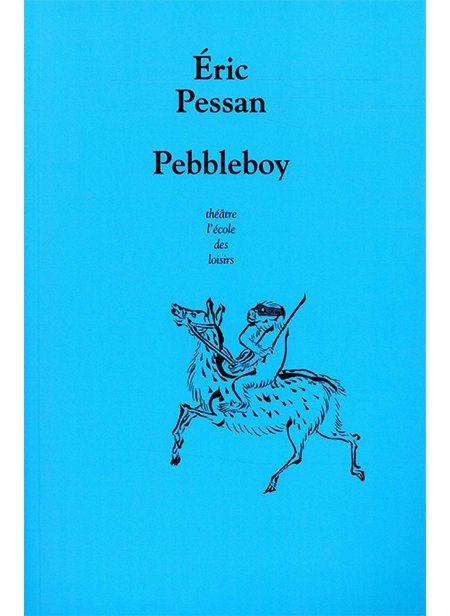 Pebbleboy d'Éric Pessan, L'école des loisirs