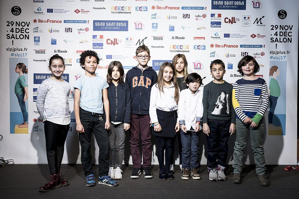 Le jury des enfants, catégorie