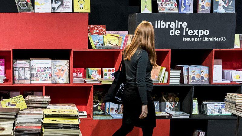 Un partenariat essentiel avec l'association Librairies93