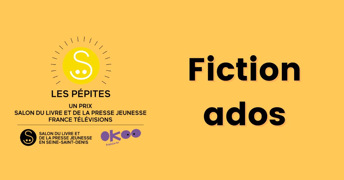 Sélection fiction ados