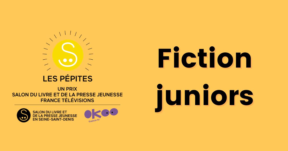 Sélection fiction juniors