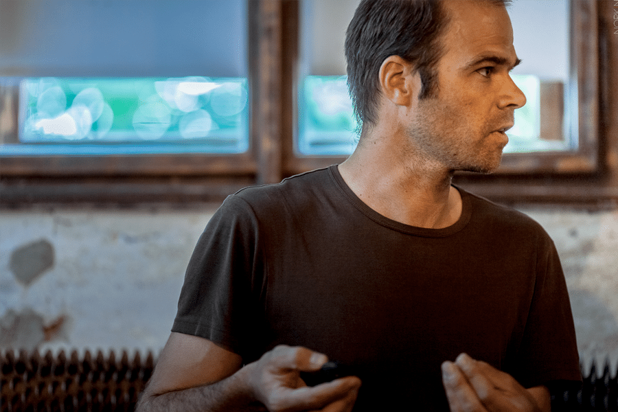 Benjamin Chaud, interview
