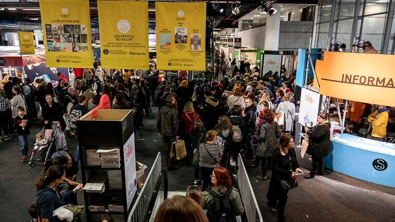 179.000 visiteurs en 2018 ! Record battu