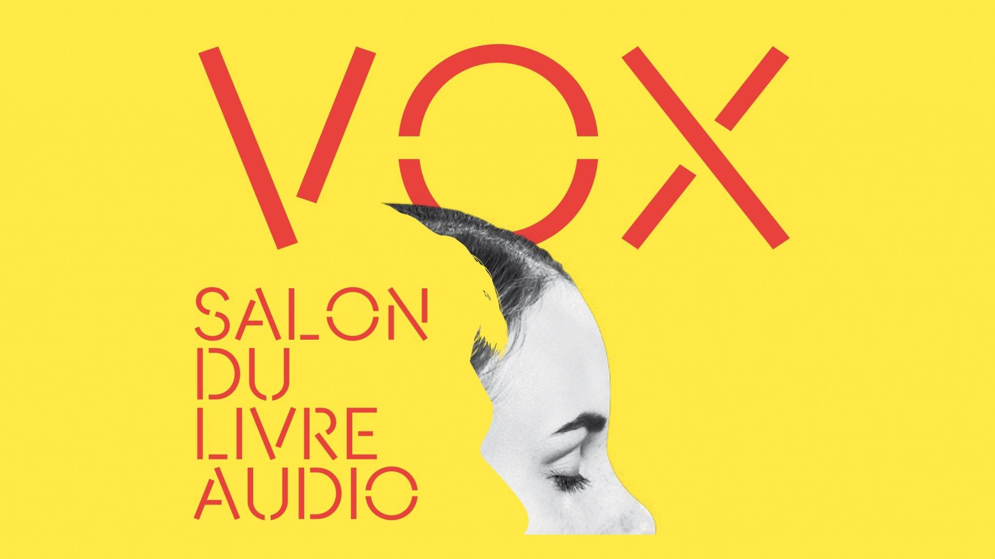 Du 11 au 16 juin 2019 : Le Salon du livre audio