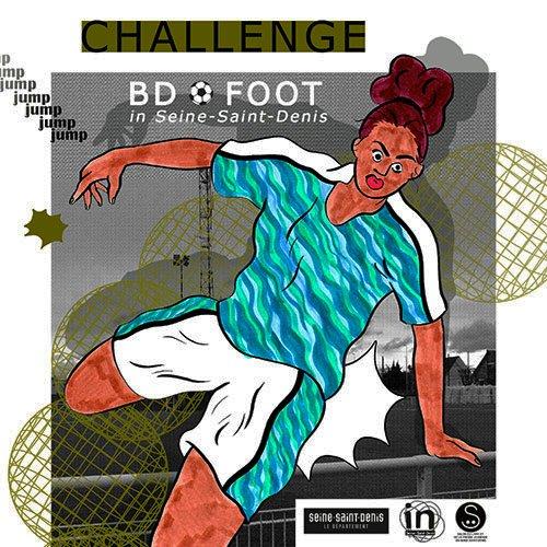BD Foot in Seine-Saint-Denis