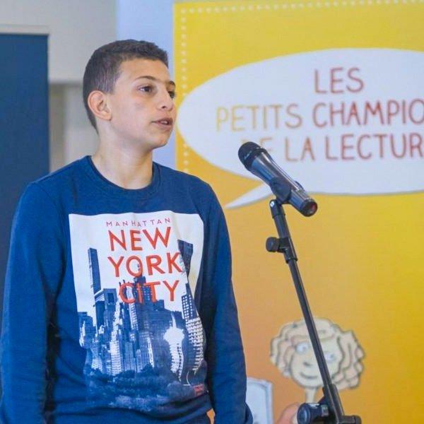 Inscrivez-vous aux Petits Champions de la lecture en Seine-Saint-Denis !